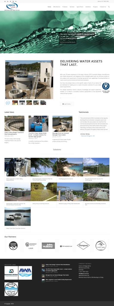 Epco – Website