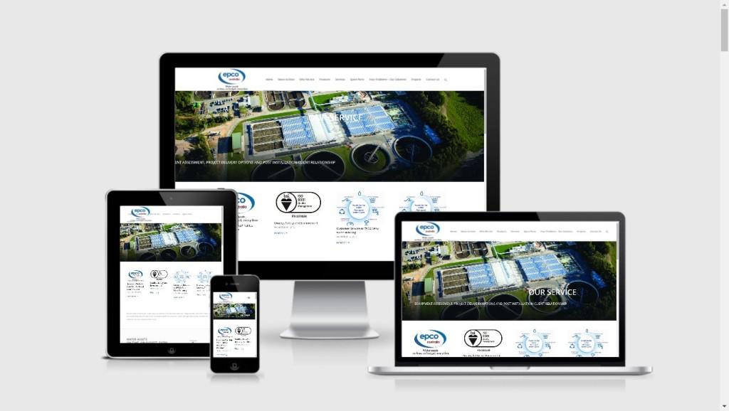 Epco – Responsive Design